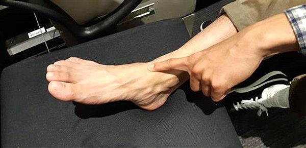 一根手指檢測你是否有血管阻塞